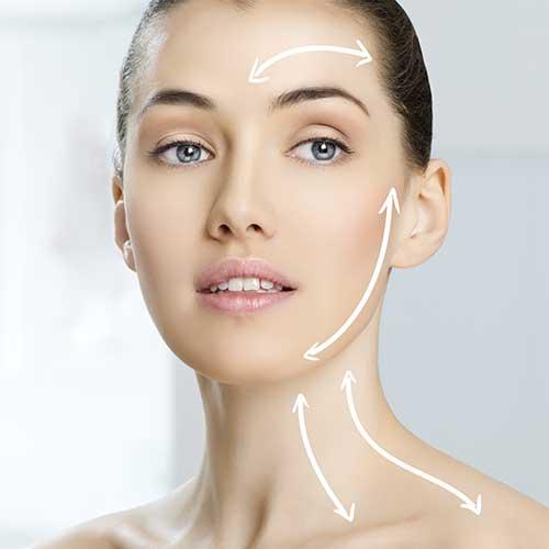 Gesichtsbehandlung von Olga Herzog Lifestyle Cosmetica